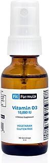 Sponsored Ad - Fitformula Vitamin D3 Liquid Spray – Very High Absorption Formula – A Daily Nutritional Supplement in Liqui...