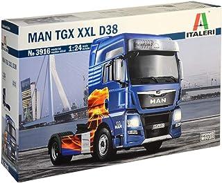 Italeri 5100039161: 24Man TGX XXL D38E6Edition Vehículo