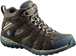 Women's Redmond Mid Waterproof Hiking Boot, Breathable, High-Traction Grip