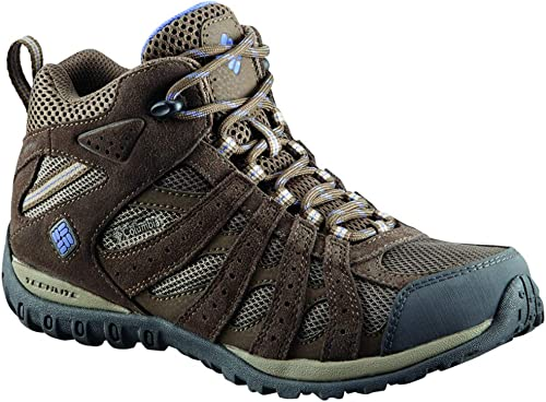 Columbia Wohommes rougemond Mid Mid Waterproof Trail chaussures (10 M US, Mud Eve)  prix bas tous les jours
