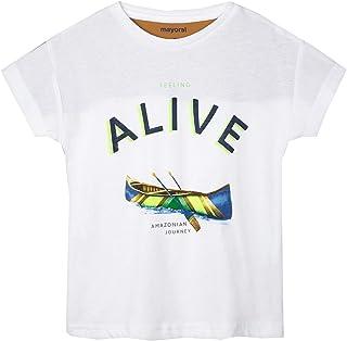 Mayoral, Camiseta para niño - 3052, Marrón