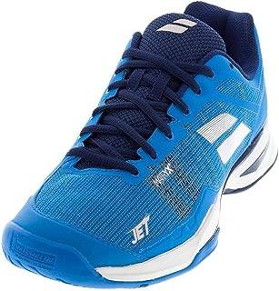 Jet Mach 1 All Court Mens Tennis Shoe - Blue/White