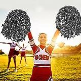 Zoom IMG-1 6pcs cheerleading poms anello di