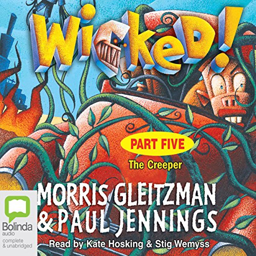 Wicked! Part Five audiobook cover art