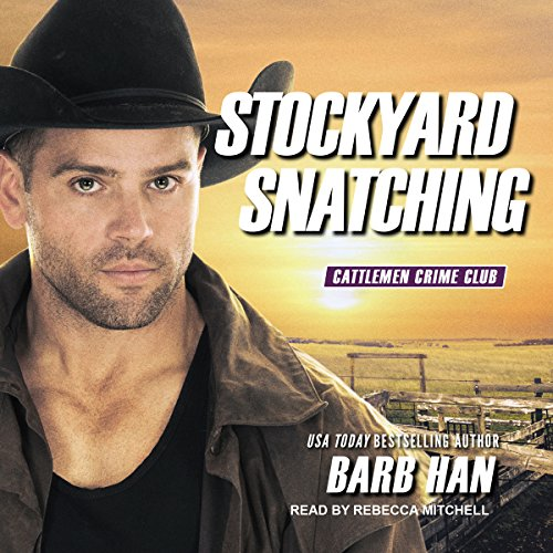 Stockyard Snatching audiobook cover art