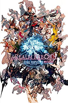 PrimePoster - Final Fantasy XIV A Realm Reborn Poster Glossy Finish Made in USA - NVG043  24  x 36   61cm x 91.5cm