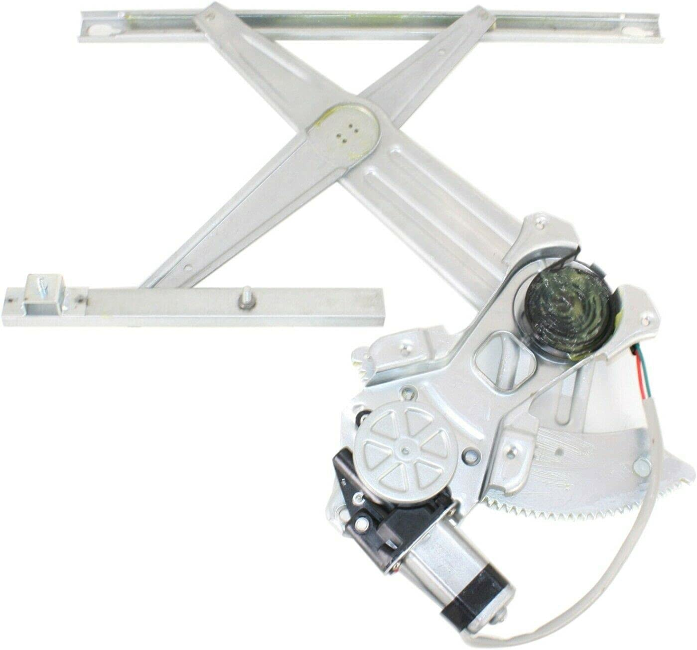 New Replacement Power Window Regulator Front Motor Limited time cheap sale Left LH Dri Quality inspection