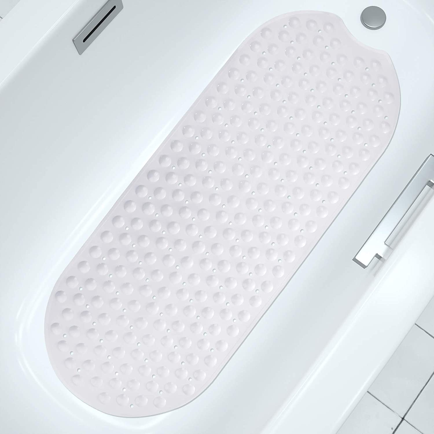 Yimobra Bathtub Mat Non Super-cheap Slip Extra Bath Challenge the lowest price Tub S with for Long