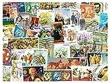 pghstamps Malte 100 Collection de Timbres différents pour collectionneurs