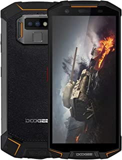 Mobile Phones S70 Rugged Phone, 6GB+64GB, IP68/IP69K Waterproof Dustproof Shockproof, MIL-STD-810G, 5500mAh Battery, Dual Back Cameras, Fingerprint Identification, 5.99 inch Android 8.1 MTK Helio P23