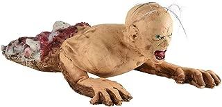 AMPERSAND SHOPS Spooky Gory Groveling Bloody Torso Halloween Prop Scary Yard Décor Zombie Undead