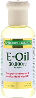 Vitamin E oil, 30,000 IU, 74 ml