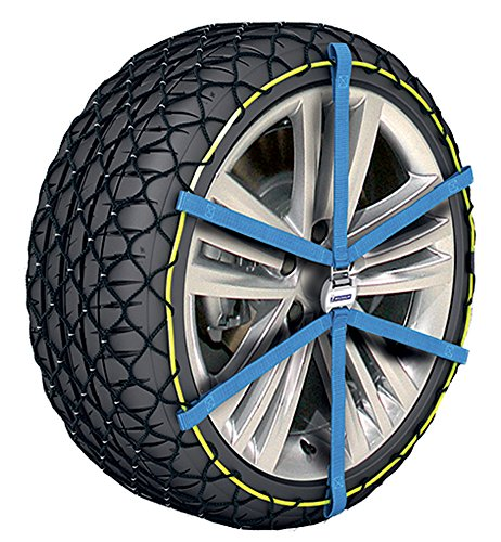 Michelin 008316 Easy Grip Evolution Grupo - Cadenas nieve, 16, Juego de 2