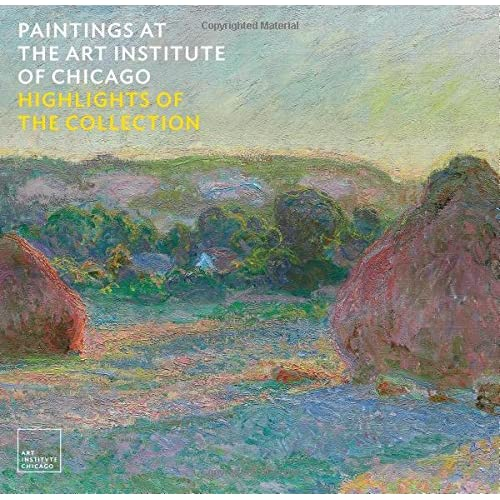 Paintings At The Art Institute Of Chicago Highlights Of The
