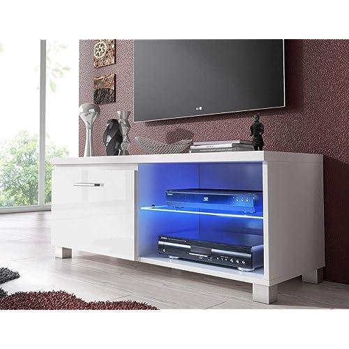 Meuble Tv 100cm Amazon Fr