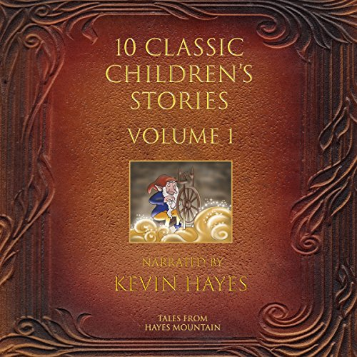 10 Classic Children's Stories Volume 1 audiobook cover art
