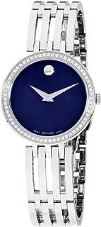 Esperanza Quartz Movement Blue Mother Of Pearl Dial Ladies Watch 607231