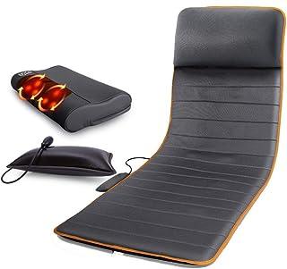 Fresh wild simple fashion Massage Cushion Cervical Massager Multi-Function Massage Mattress Home Electric Massage Cushion ...
