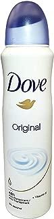 Dove Original Antiperspirant Spray Deodorant For Women 150 ml ( Pack of 10 ) International Version