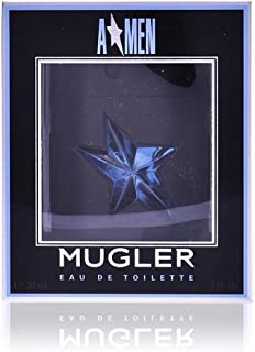Thierry Mugler A*Men Edt Vapo Rubber Non Refillable 30 Ml 1 Unidad 30 ml