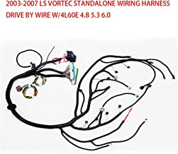 Bestycar 03-07 LS Vortec Standalone Wire Harness Drive by Wire 4L60E 4.8 5.3 6.0 Delphi Standalone Swap Wiring Harness for 2003-2007 CHEVROLET, GMC, CADILLAC AND HUMMER TRUCK ENGINES