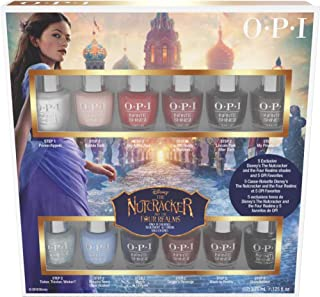 OPI Infinite Shine Nutcracker Nail Polish Collection, Mini 12-Pack, 1.5 Fl Oz