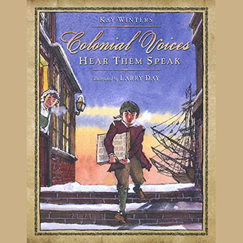 Colonial Voices cover art