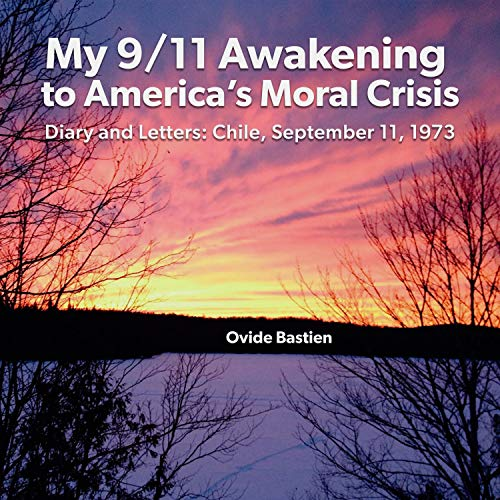 Couverture de My 9/11 Awakening to America's Moral Crisis