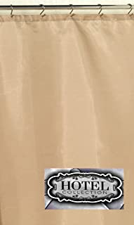 Hotel Fabric Shower Curtain Liner 70