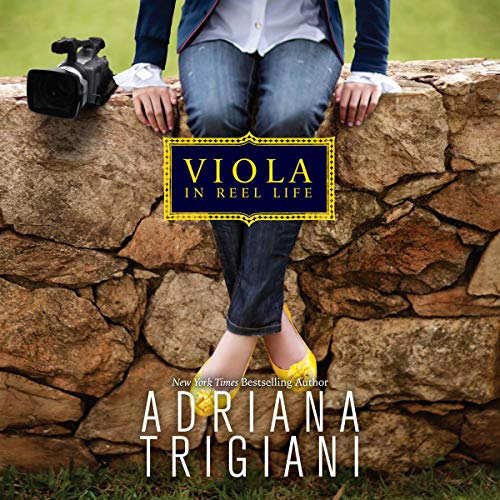 Viola in Reel Life audiobook cover art