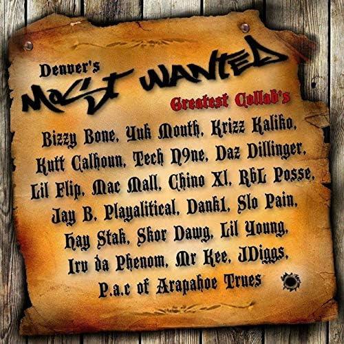 Jkee, Dank1, P.A.C, Johnny boi, Skor Dawg & Mac Mall