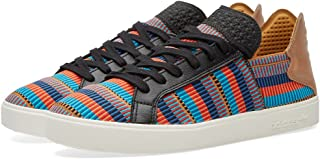 44266b9b6 adidas Consortium x Pharrell Williams Men Elastic Lace Up - Pink Beach  (Black EQT