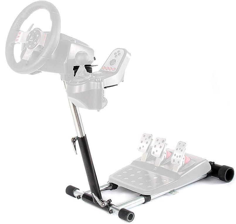 満たすとげペットホイールスタンドプロ ロジテック G29 G920 G25 G27 Racing Wheel - DELUXE (ステアリングコントローラー別売) 【並行輸入品】