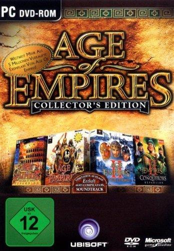 Age of Empires - Collectors Edition [Software Pyramide] [Edizione: Germania]