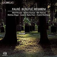 Faure; Durufle: Requiem by DURUFLE MAURICE / FAURE GABRI (2006-03-28)