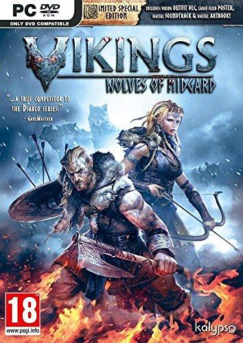 Vikings - Wolves of Midgard (PC DVD) [UK IMPORT]