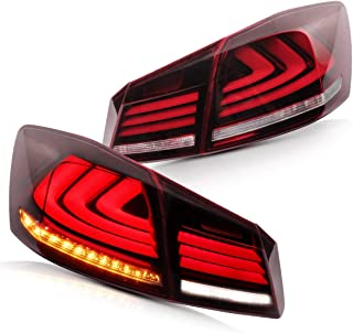 Best 2013 accord smoked tail lights Reviews