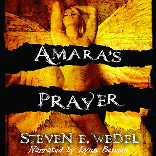 Amara's Prayer audiobook cover art