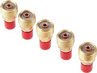 5 pcs 45V44 (3/32inch) Tig Welding Gas Lens Collet Bodies