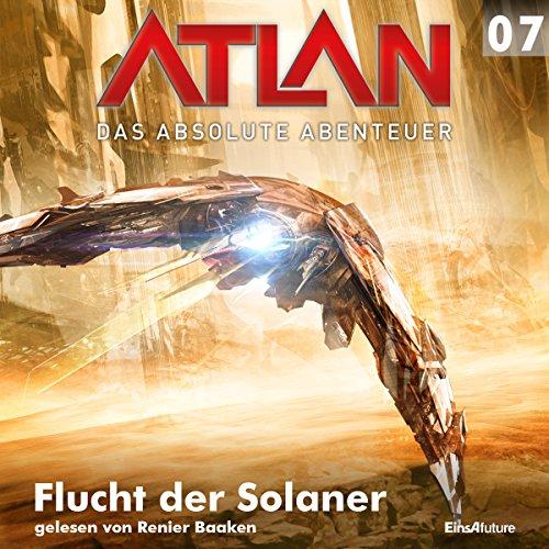 Flucht der Solaner Titelbild