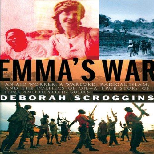 Emma's War audiobook cover art