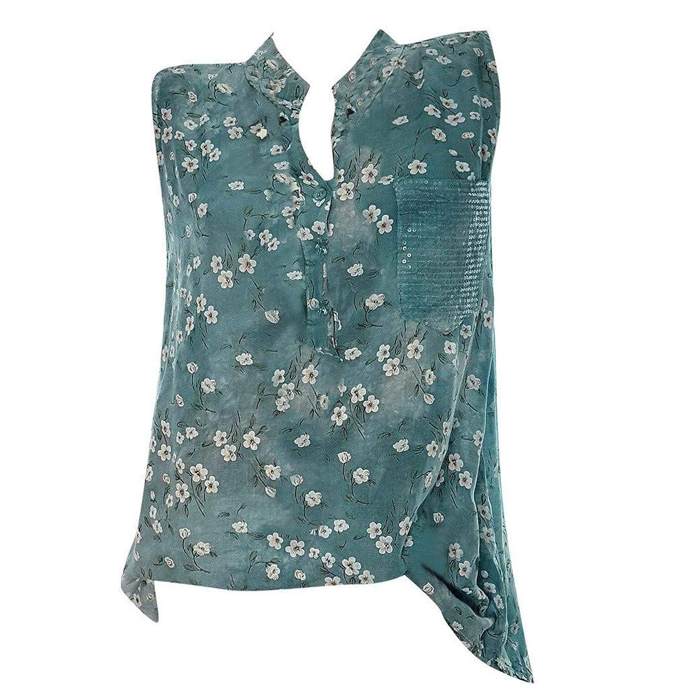 TUSANG Women Tees Summer Casual Short Sleeveless Buttons Shirt Tops Blouse Slim Fit Comfy Tunic Tops