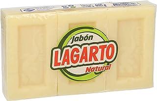 Lagarto Mydło Plla Natural Lagarto 3 x 200 g, 20 sztuk, 100 ml