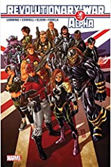 Revolutionary War: Alpha #1 Kindle Edition
