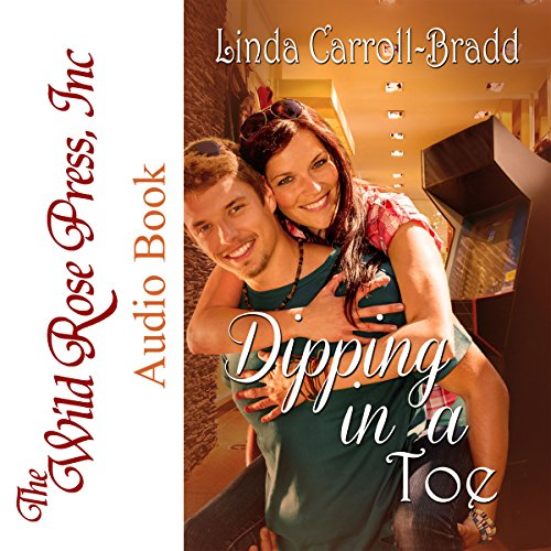 Dipping in a Toe audiobook cover art