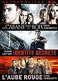 La Cabane dans Les Bois + L'Aube Rouge + Identité secrète