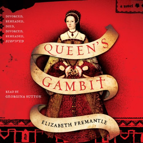 Queen's Gambit audiobook cover art