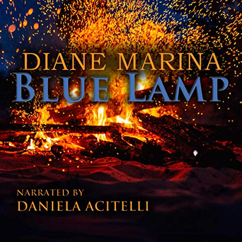 Blue Lamp audiobook cover art