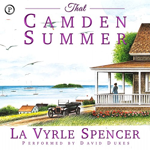 That Camden Summer audiobook cover art