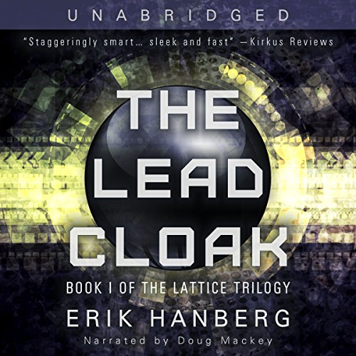 The Lead Cloak audiobook cover art